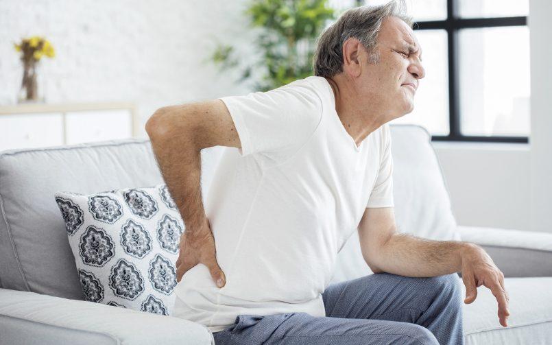 Back Pain - Ankylosing Spondylitis